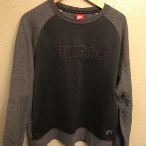 Nike FC City Crew Neck Sweatshirt